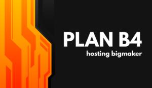 Plan B4 Hosting BIGMAKER